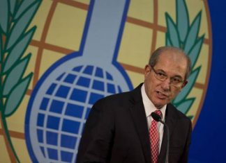 The Organization for the Prohibition of Chemical Weapons has won 2013 Nobel Peace Prize.
