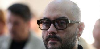 Russian theater director Kirill Serebrennikov