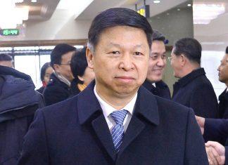 Chinese envoy Song Tao visits North Korea