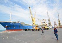 Yemen's Hudaydah port