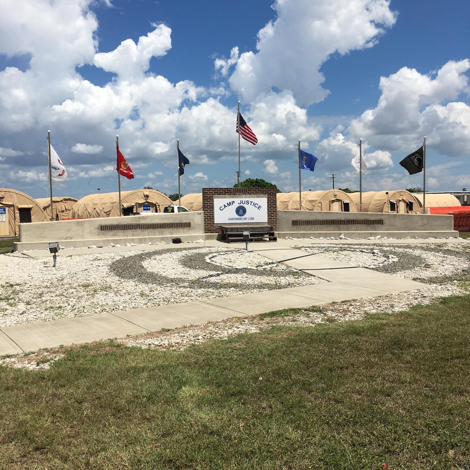 Camp Justice at Guantanamo Bay Naval Base