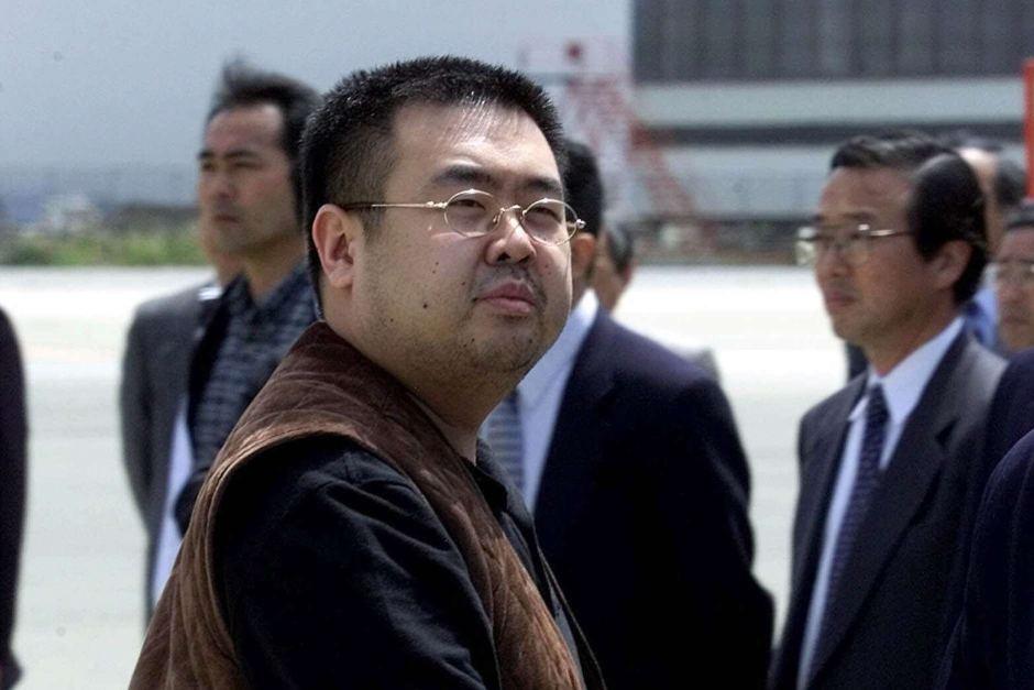 Kim Jong-nam, the brother of Kim Jong-un, leader of North Korea