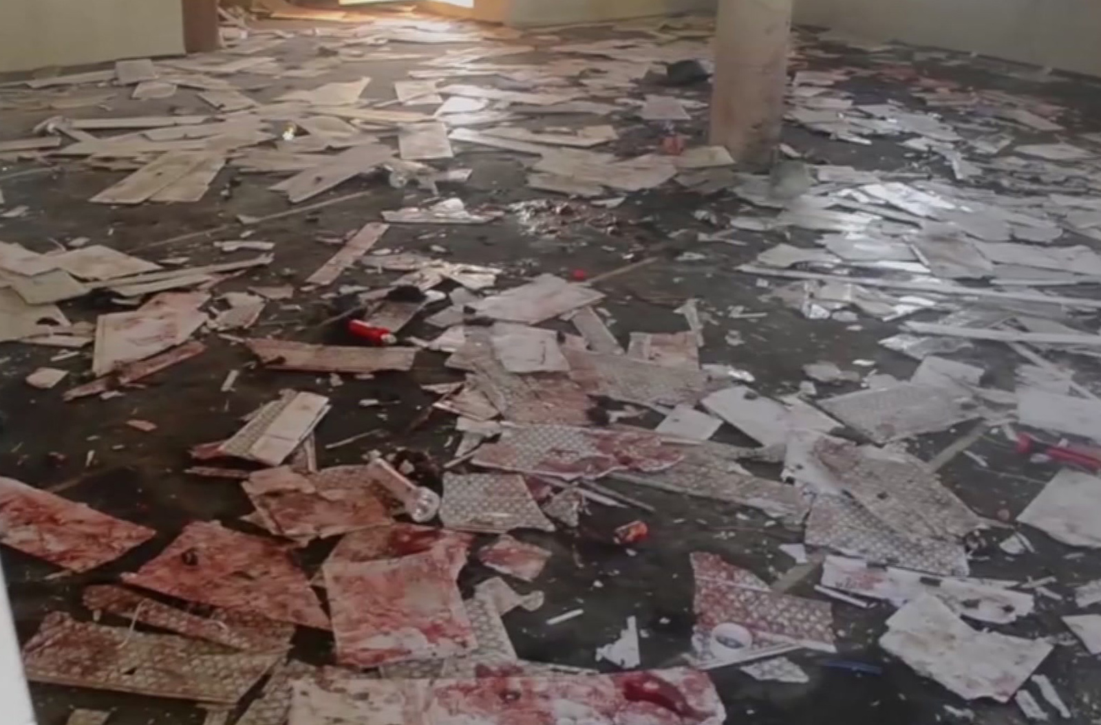 Nigeria mosque bombing
