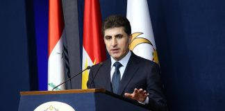 Kurdistan Region Prime Minister Nechirvan Barzani