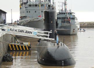 Argentina submarine ARA San Juan