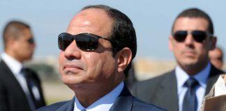 Al-Sisi of Egypt
