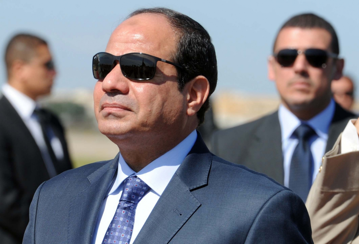 Al-Sisi of Egypt