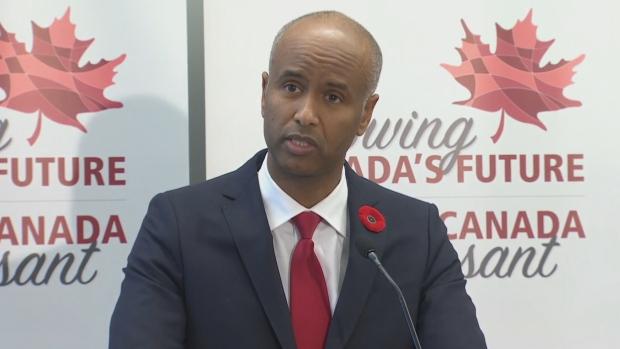 Hussen immigrants Canada