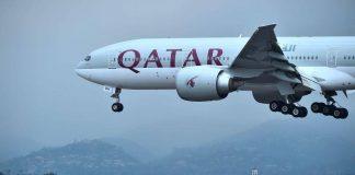Qatar airways husband cheating phone