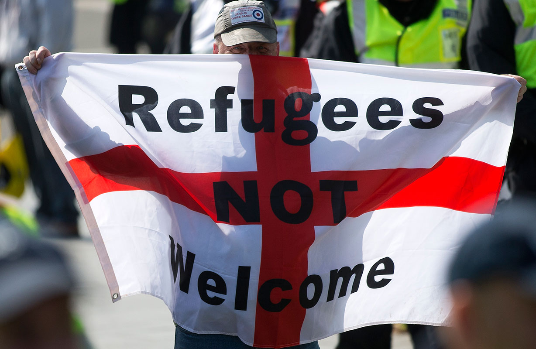 hate crimes discrimination Brexit