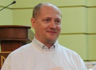Ukraine Radio journalist Pavel Sharoiko was arrested in Belarus