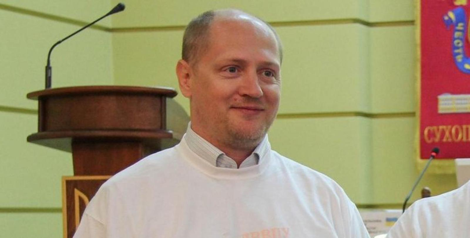 Ukraine Radio journalist Pavel Sharoiko was arrested in Belarus
