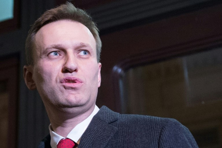 Russian Opposition Leader Navalny Calls for Protests ...