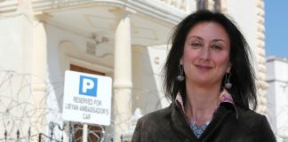 Daphne Caruana Galizia was one of the journalists killed for their work in 2017