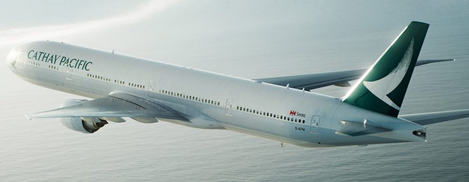 Cathay Pacific plane