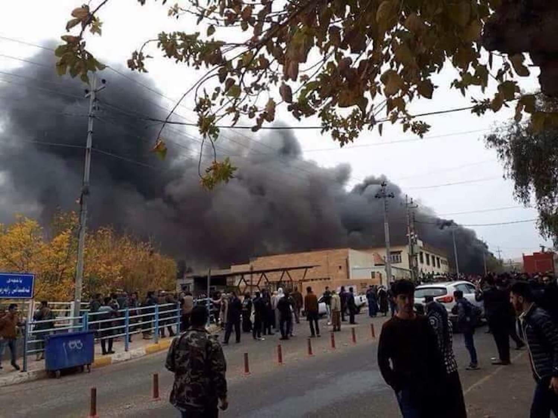Iraqi Kurdistan protest 19 December