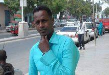 Journalist Mohamed Ibrahim Gabow was killed outside his home in Somalia