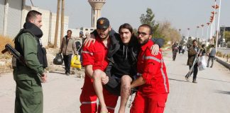 Red Crescent in Syria