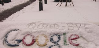 Google has been banned from China