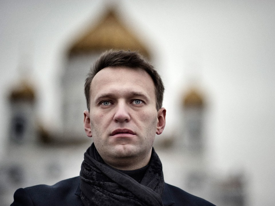 Alexey Navalny Russia Opposition elections office raids