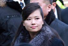 North Korean pop star Hyon Song Wol