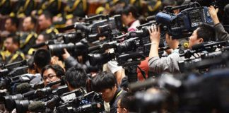 China journalist rights safety