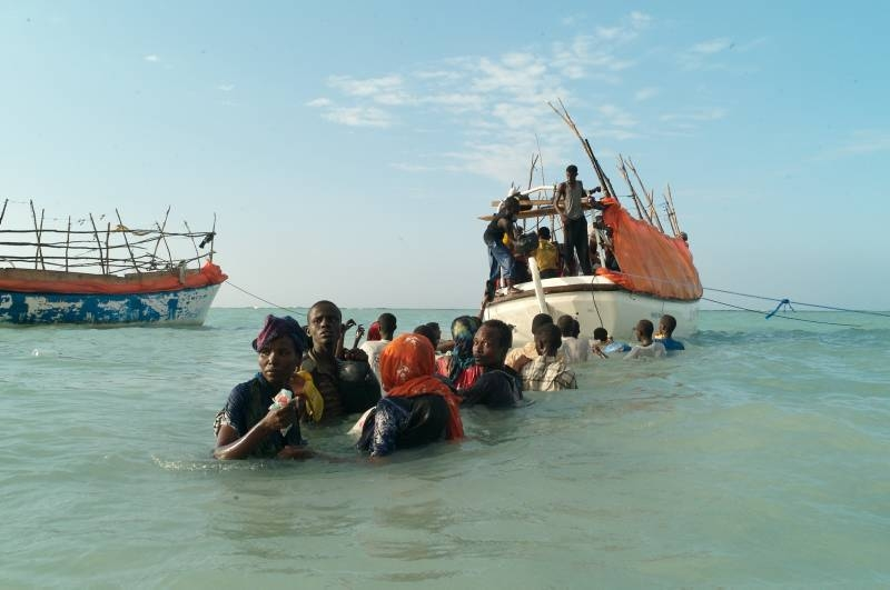 Migrants drowned Yemen