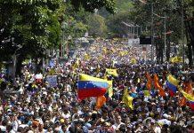 Venezuela Nicolas Maduro protest