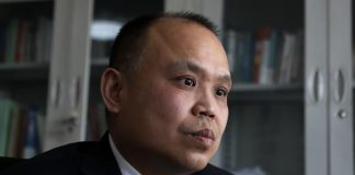 Yu Wensheng China opposition reform