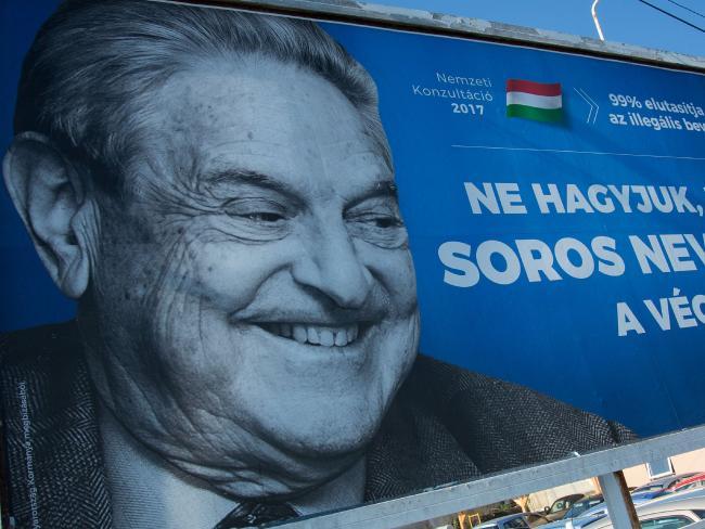 george soros hungary orban ngos OSF