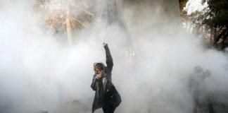 Iran Rouhani protests riots