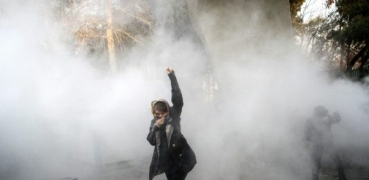 Iran Rouhani protests riots