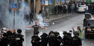 Israelis and Palestinians Jerusalem East Jerusalem Israel