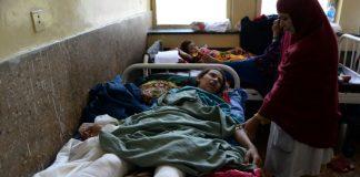 civilians casualties in Afghanistan