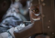 South Sudan's cvil war