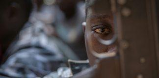 South Sudan's cvil war