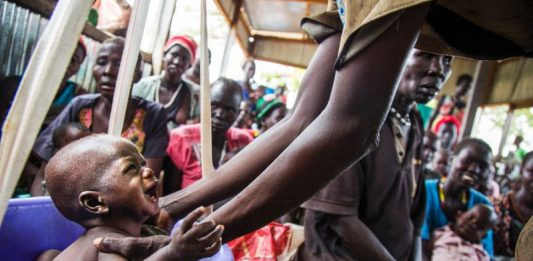 Famine looms in South Sudan