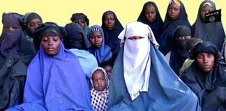 Captives of Boko Haram terrorists