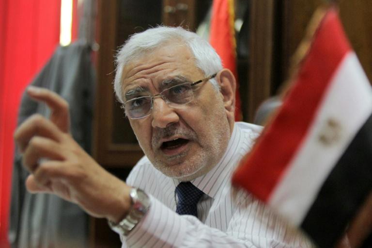 Egyptian presidential candidate Abdel-Moneim Abu al-Fotouh
