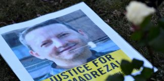 Ahmadreza Djalali professor's death sentence