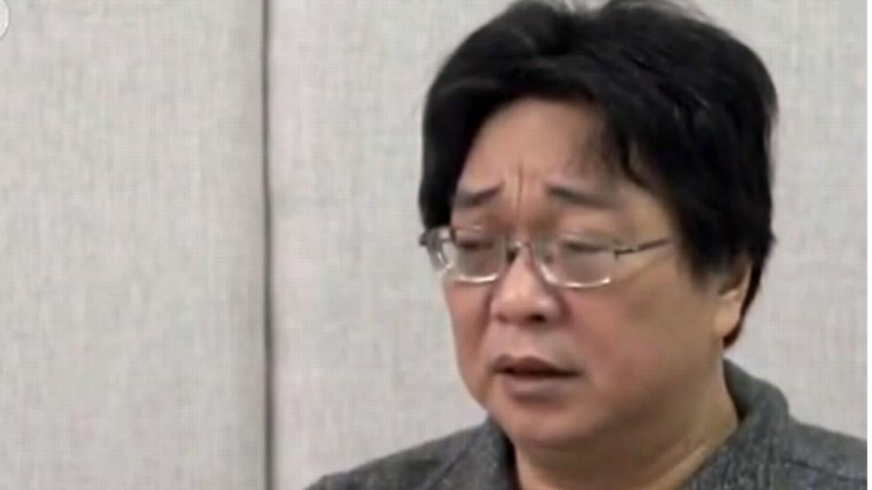 Gui Minhai EU citizen detained Swedish