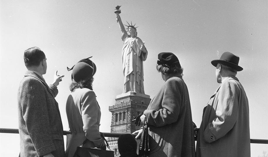 Immigrants America