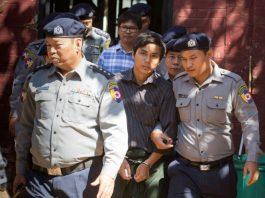 Reuters journalists Myanmar Wa Lone