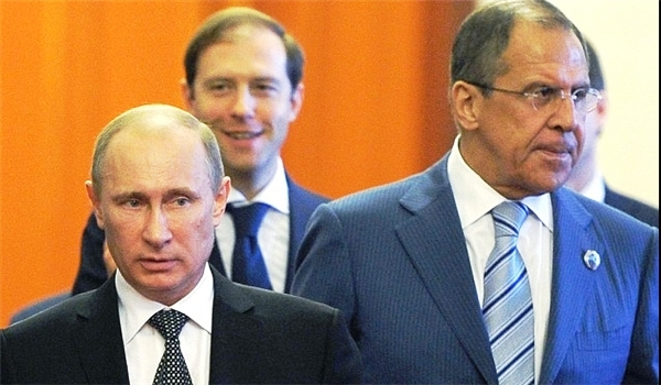 Russia's end-of-the-year report on foreign affairs