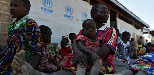 People in South Sudan