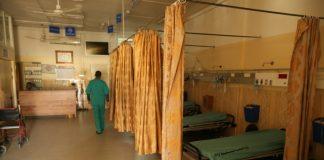 a hospital in Gaza