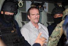 Mexican drug lord Hector 'El Guero' Palma Salazar