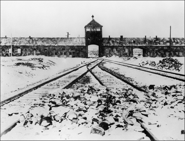 Millions of Jews were exterminated in camps in Poland