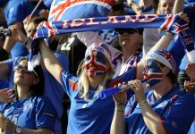 Fans of Iceland