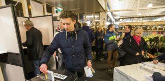 Dutch voters